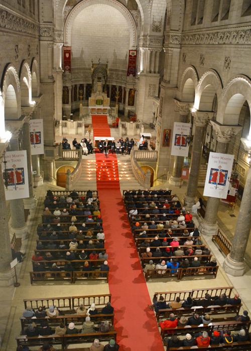Le diocèse de Tours et Mgr Aubertin en mode islamofolie : «cette miséricorde, que l'islam relie à la paix et la fraternité» !!!