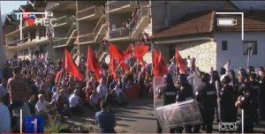 Kosovo: «nous allons vous brûler avec vos églises», promettent les Albanais aux Serbes le jour de l'Assomption
