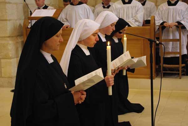 Les Sœurs de la Fraternité Saint-Pie-X