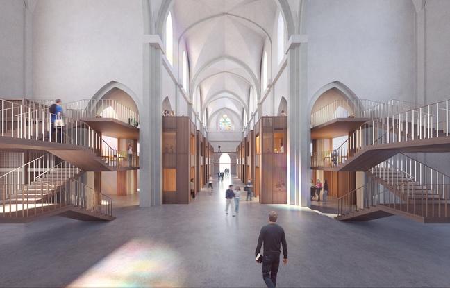 Eglise Saint Bernard : le culte rendu à Dieu remplacé par la religion de l'argent ?