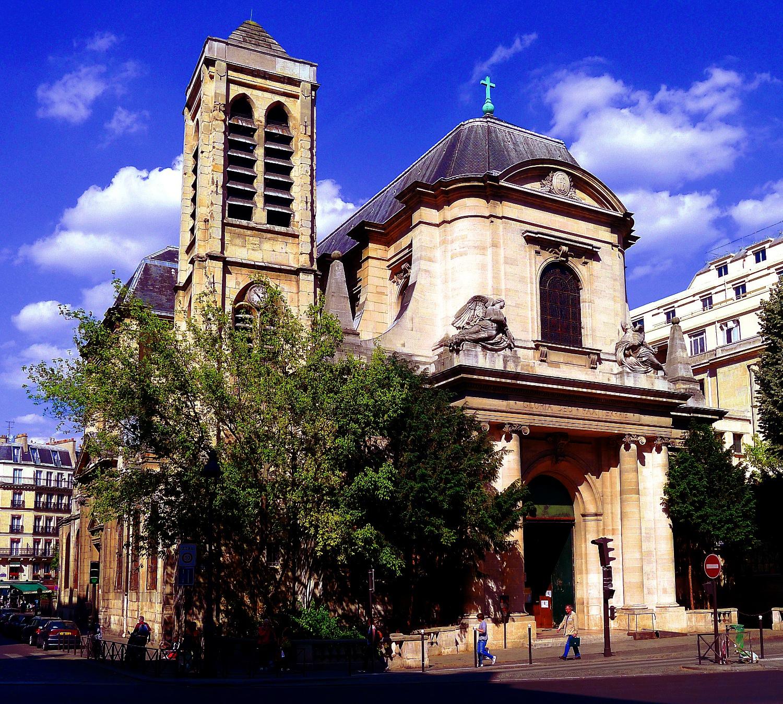 Saint-Nicolas-du-Chardonnet fête sa libération