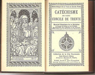 Cours de catéchisme – La constitution de l'Eglise (abbé Billecocq)