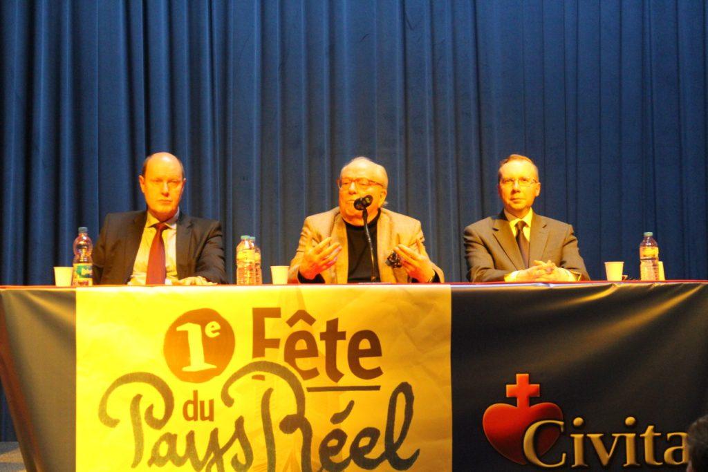 Immigration, la submersion (discours de Jean-Marie Le Pen à la Fête du Pays Réel)