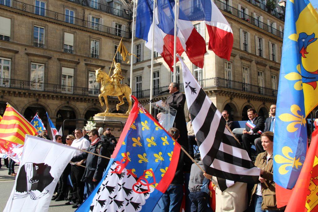 Reportage vidéo – L'hommage de Civitas à Jeanne d'Arc
