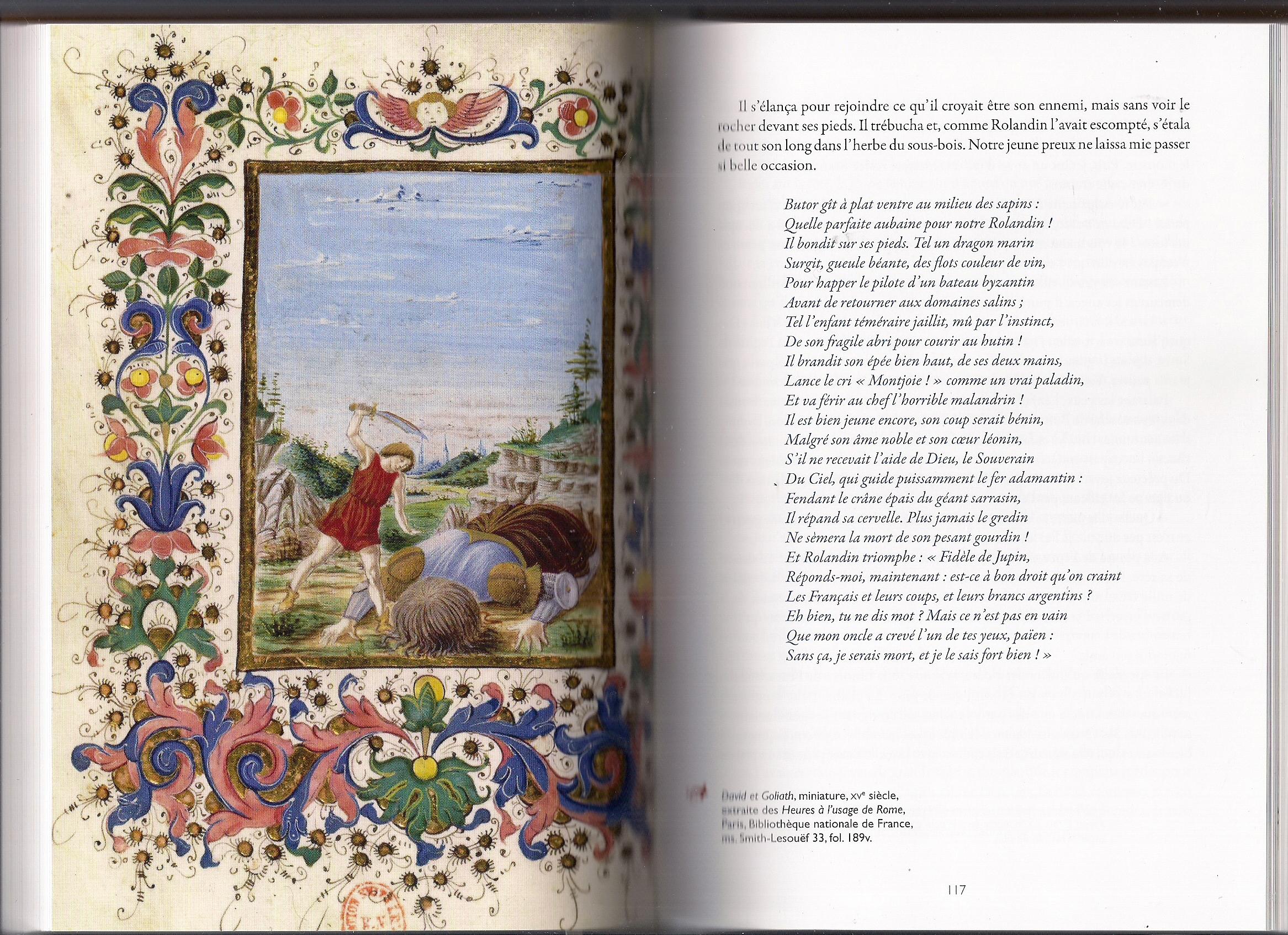 «Rolandin», «une urgence désespérée» à transmettre, et un beau conte pour  Noël – Par Rémi Usseil