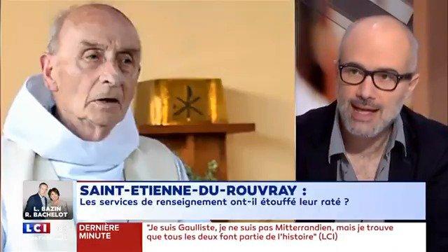 La direction du renseignement de la préfecture de police de Paris avait connaissance des messages d'un des tueurs du père Hamel