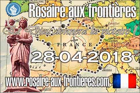 Le 28 avril 2018, le Rosaire aux Frontières sera aussi prié au sanctuaire Mariazell en Autriche, symbole des batailles de Vienne et de Lépante