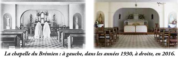 Août 2016 – 25ème anniversaire du Brémien Notre-Dame: un cadre religieux, chaleureux et familial
