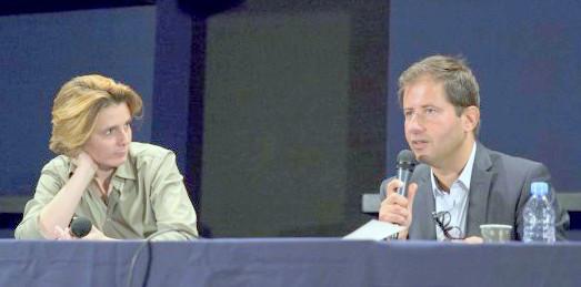 Rédacteur de la LICRA et directeur de L'Express, Alexis Lacroix insulte les catholiques sur le plateau de BFM TV