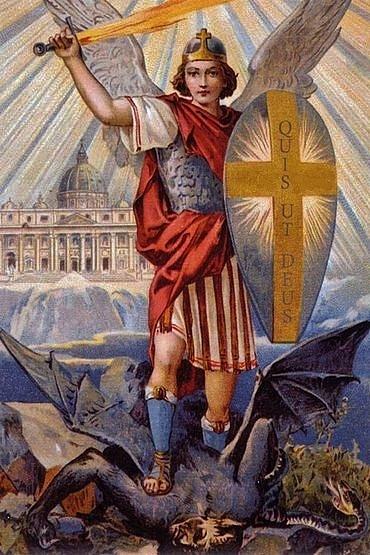 Neuvaine à Saint Michel Archange