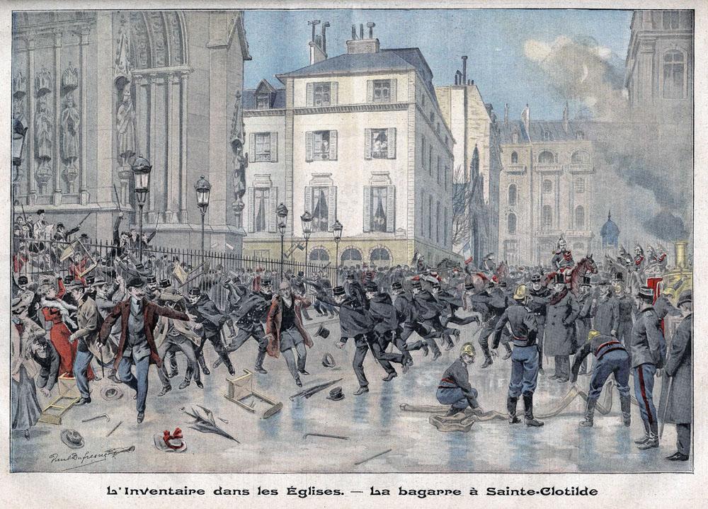 Les francs-maçons vont célébrer l'anniversaire des lois de 1905 au Palais Bourbon