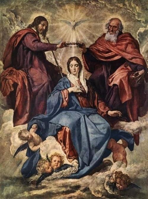 Mystères médités pour le Rosaire aux Frontières