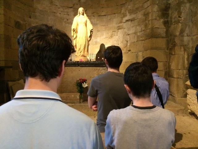 Des milliers de catholiques ont participé au Rosaire aux Frontières à travers toute la France