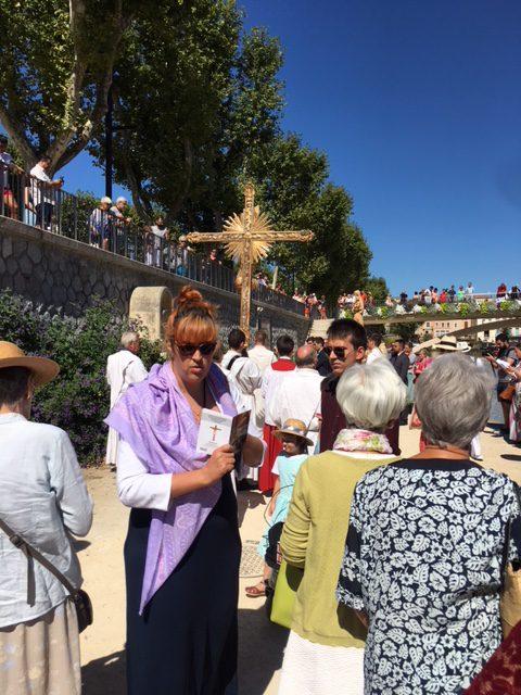 Procession du 15 août 2018 à Narbonne