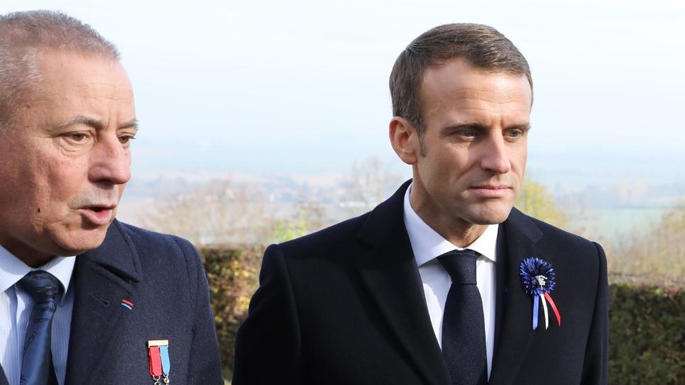 Macron usurpe les commémorations du centenaire de la Grande Guerre pour lancer ses projets de gouvernance mondiale