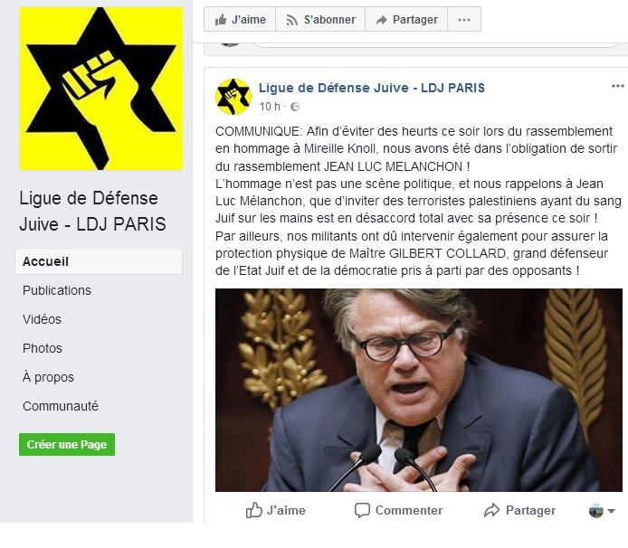 Focus sur le Rassemblement National Juif auprès de Marine Le Pen