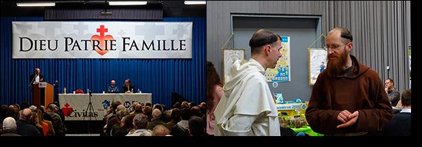 La Fête du Pays Réel, l'événement politique et catholique du 30 mars 2019