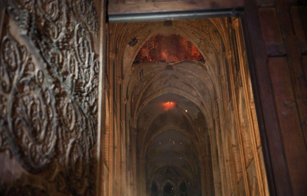 Incendie de Notre-Dame-de-Paris, involontaire ou criminel, accident ou négligence ?