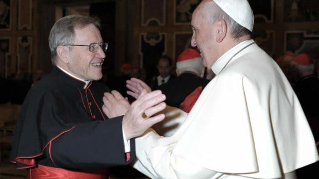 News au 13 juin 2019 Cardinal-kasper-pape-francois-640x360
