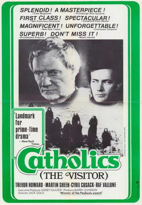 Cinémathèque – Le Visiteur (1974), superbe téléfilm catholique d'anticipation
