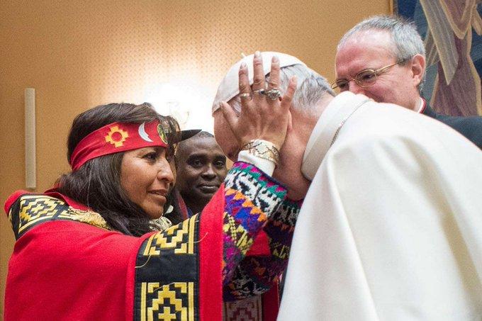 Humour noir sur le Synode sur l'Amazonie