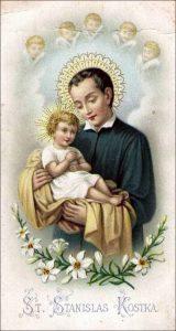 Mercredi 13 novembre 2019 – Saint Didace, Confesseur (« Aimable bois, aimables clous ! ») et saint Stanislas Kostka, Confesseur