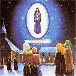 Vendredi 17 janvier 2020 – Saint Antoine, Abbé – Apparition de Notre-Dame de Pontmain
