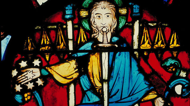 News au 6 janvier 2020 Christ-glaive-coeur-rosace-Notre-Dame-Paris-640x360