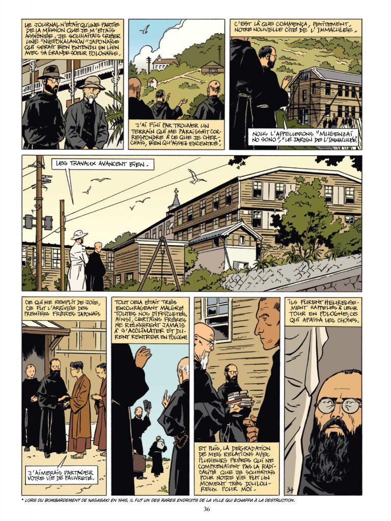 BD – Maximilien Kolbe, un saint à Auschwitz