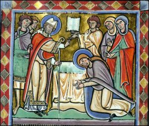 Vendredi 21 février 2020 – De la férie – En certains lieux : Bienheureux Noël Pinot, Prêtre et Martyr – Saint Pépin de Landen (580-640)