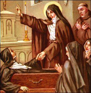 Vendredi 6 mars 2020 – Vendredi des Quatre- Temps de Carême – Saintes Perpétue et Félicité, Martyres – Sainte Colette de Corbie, Vierge