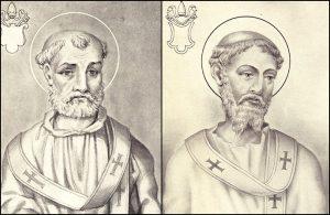 Dimanche 26 avril 2020 – 2ème dimanche après Pâques dit « Du bon Pasteur » – Saints Clet et Marcellin, Papes et Martyrs – Notre-Dame du Bon Conseil