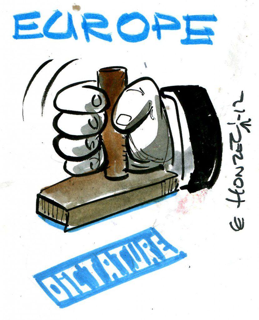Confiner les personnes âgées jusqu'à la fin de l'année ! Le projet dictatorial de la Commission européenne