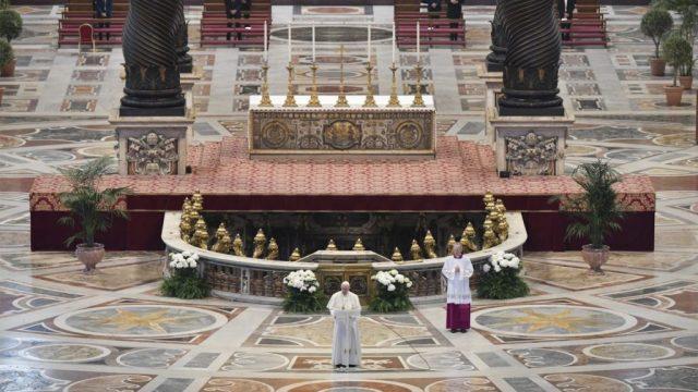News au 25 avril 2020 Pape-francois-paques-2020-1024x683-640x360