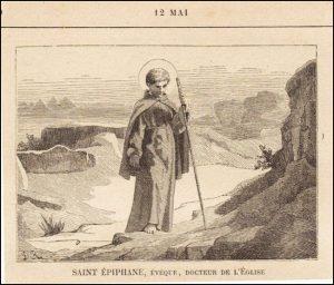 Mardi 12 mai 2020 – Saints Nérée, Achillée, Domitille (Vierge) et Pancrace, Martyrs – Sainte Imelda Lambertini, Vierge (1521-1533) – Saint Epiphane, Evêque et Docteur de l'Eglise