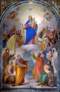 Dimanche 24 mai 2020 : dimanche après l'Ascension – Notre-Dame Auxiliatrice, Secours des Chrétiens – Saint Donatien et saint Rogatien, Martyrs