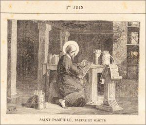 Lundi 1er juin 2020 – Lundi de la Pentecôte – Sainte Angèle Mérici, Vierge, fondatrice de la Congrégation des Ursulines – Saint Pamphile Prêtre et Martyr († 308) – Bienheureux Félix de Nicosie, 1er Ordre capucin,