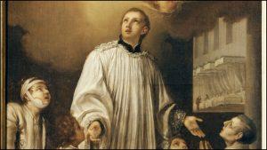 Dimanche 21 juin 2020 – III° dimanche après la Pentecôte – Solennité du Sacré Coeur – Saint Louis de Gonzague, Confesseur, Jésuite