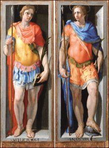 Dimanche 12 juillet 2020 – VI° dimanche après la Pentecôte – Saint Jean Gualbert, Abbé – Saints Nabor et Félix, Martyrs