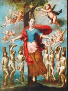 Samedi 18 juillet 2020 – Saint Camille de Lellis, Confesseur – Sainte Symphorose et ses sept fils, Martyrs