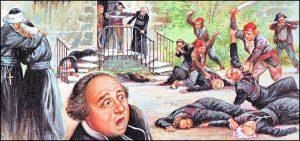 Mercredi 2 septembre 2020 – Saint Etienne, Roi et Confesseur – Bienheureux Appolinaire de Posat, 1er Ordre capucin, Martyr – Les 191 bienheureux Martyrs des massacres de septembre 1792