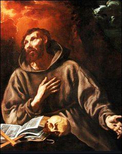 Dimanche 4 octobre 2020 – XVIII° dimanche après la Pentecôte [Solennité de Notre-Dame du Saint-Rosaire] – Saint François, Confesseur, Fondateur des Trois Ordres Franciscains