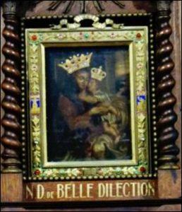 Jeudi 8 octobre 2020 – Sainte Brigitte de Suède, Veuve – Saints Serge, Bacchus, Marcel et Apulée, Martyrs – Notre Dame de Belle Dilection (Fête des capucins de Wallonie) – Sainte Pélagie d'Antioche, Vierge