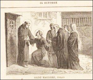 Samedi 24 octobre 2020 – Saint Raphaël, Archange – Saint Martin de Vertou – Saint Magloire de Dol Moine, Evêque