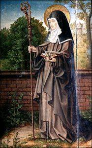 Lundi 16 novembre – Sainte Gertrude -Vierge – Sainte Agnès d'Assise, Vierge, 2° Ordre franciscain