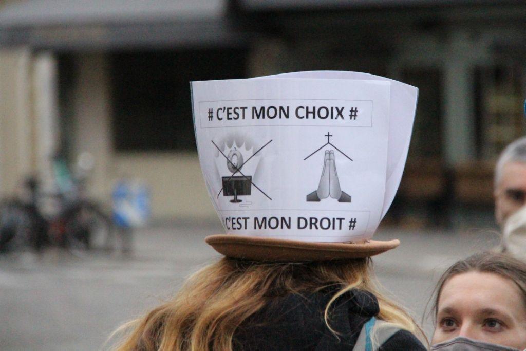 Paris : forte mobilisation des catholiques pour exiger le retour de la messe