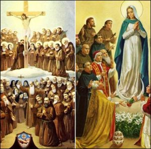Dimanche 29 novembre – 1er dimanche de l'avent – Toussaint de l'Ordre Séraphique – Saint Saturnin, Evêque et Martyr