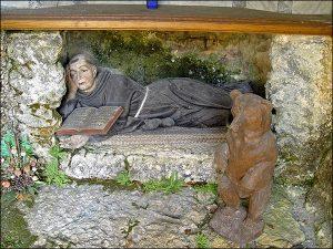Dimanche 20 décembre – Quatrième dimanche de l'Avent – Saint Dominique de Silos, Abbé – Diocèse de Bâle : Saint Ursanne, Confesseur