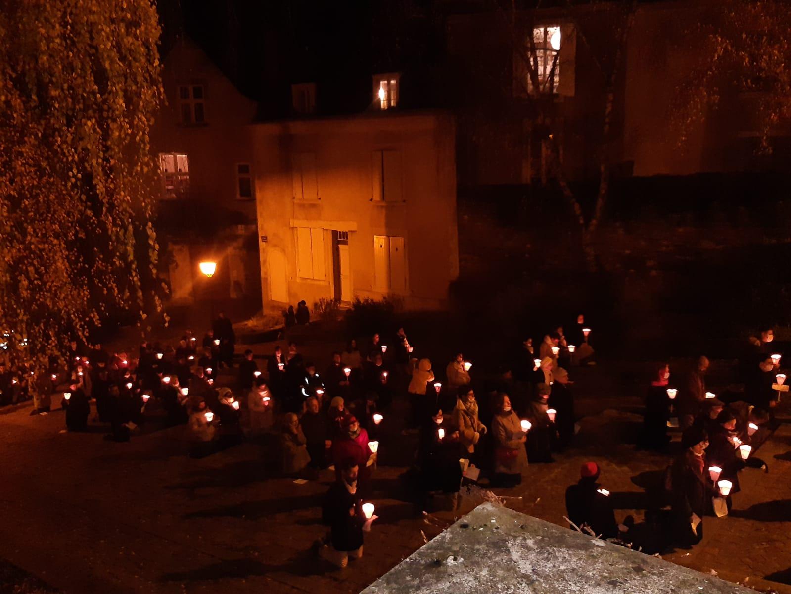 8 décembre à Angers : la préfecture contre Notre-Dame