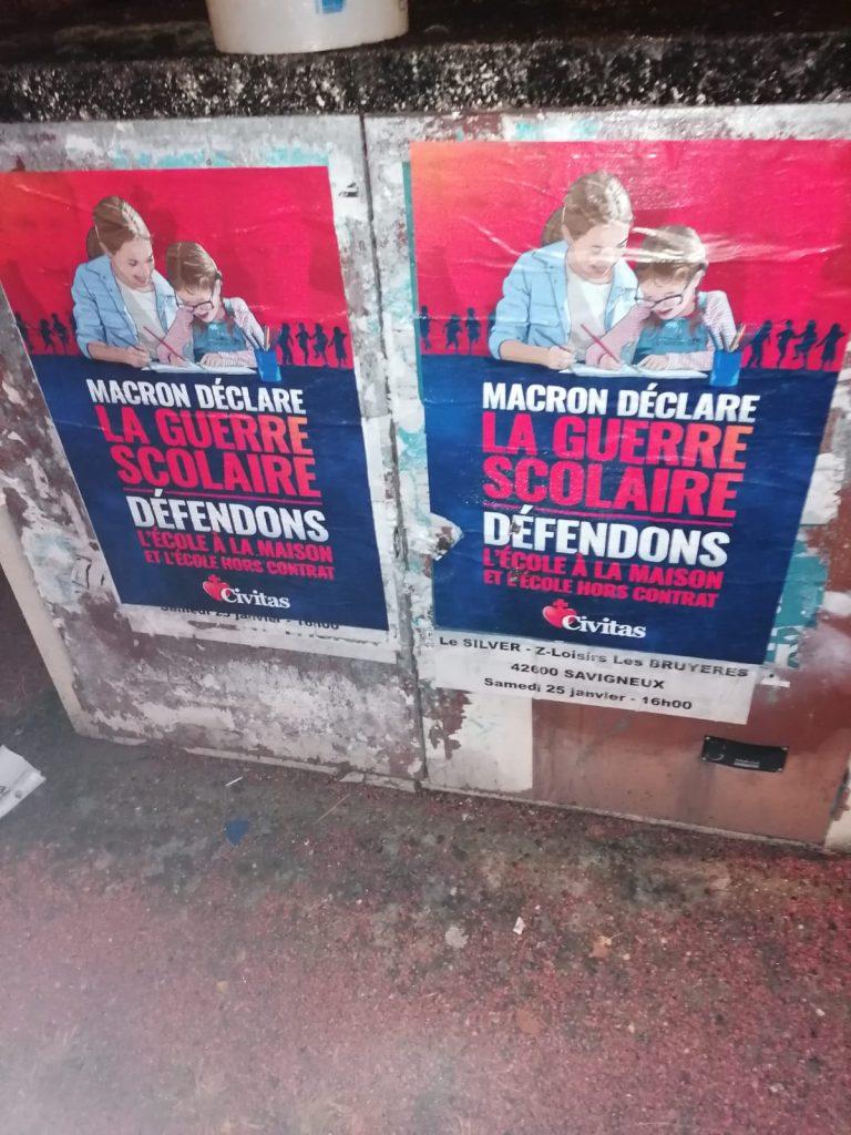 Civitas s'implante en Loire
